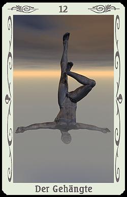 tarot der gehängte